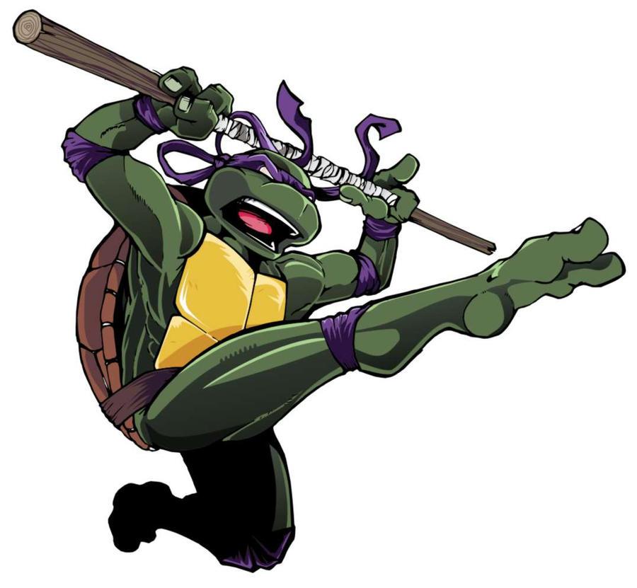 Ninja Turtles Donatello Drawings