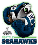 Super Bowl XLVIII-SEATTLE SEAHAWKS