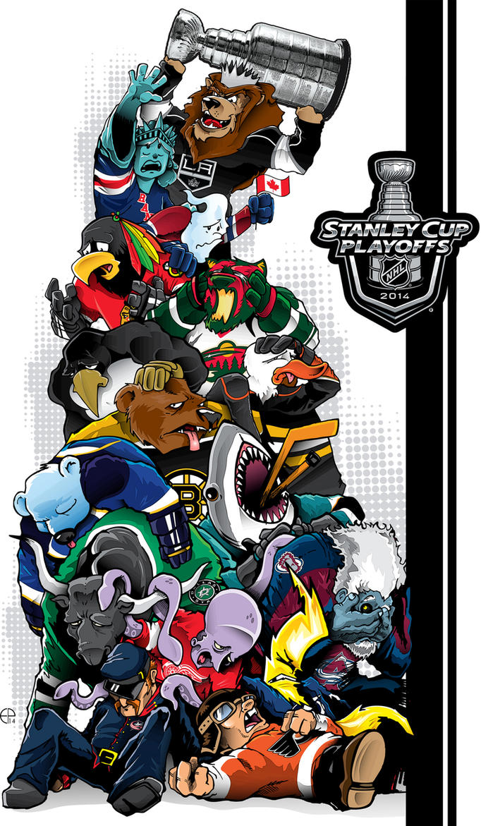 2014-Stanley Cup Hangover by Epoole88