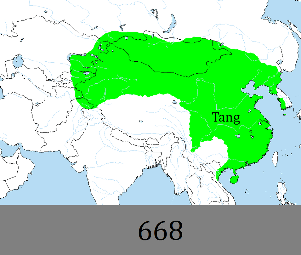 Tang dynasty at its height by dinospain on deviantart tang dynasty at its height by dinospain sciox Choice Image