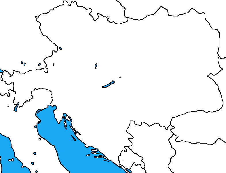 Blank Map Of AustriaHungary By DinoSpain On DeviantArt - Hungary blank map