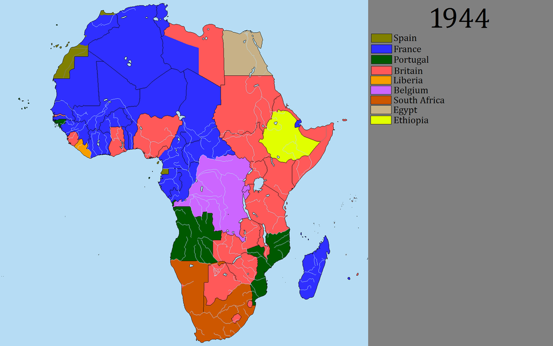 Africa after world war ii by dinospain on deviantart africa after world war ii by dinospain gumiabroncs Image collections