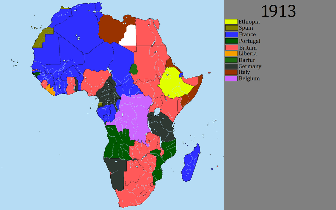 Africa before world war i by dinospain on deviantart africa before world war i by dinospain gumiabroncs Gallery