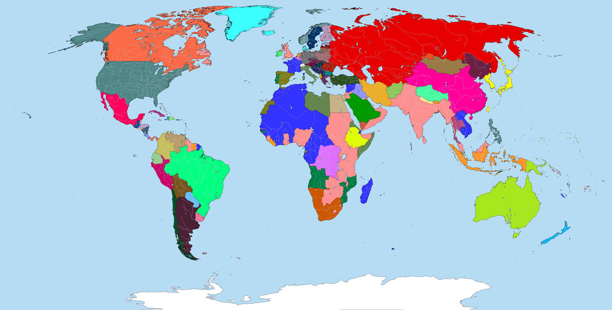 The World before WW2 V.2 by DinoSpain on DeviantArt