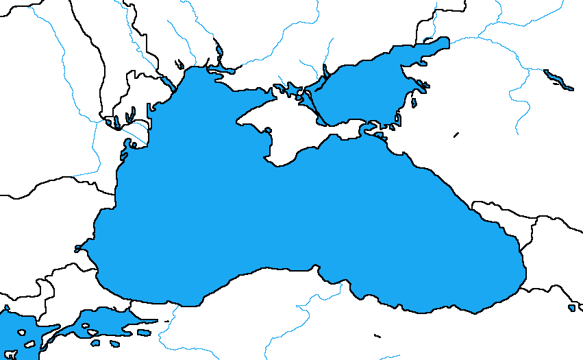 Blank map of the black sea by dinospain on deviantart blank map of the black sea by dinospain gumiabroncs Images
