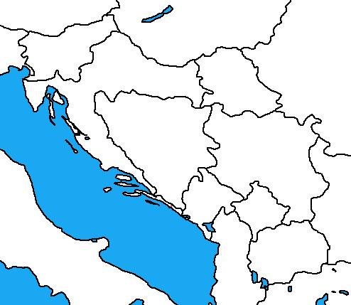 Blank map of ex yugoslavia by dinospain on deviantart blank map of ex yugoslavia by dinospain gumiabroncs Choice Image