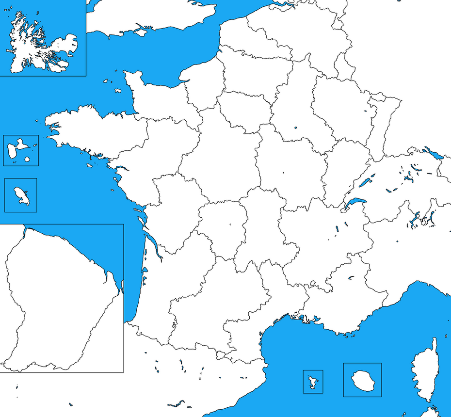 Blank map of france by dinospain on deviantart blank map of france by dinospain gumiabroncs Images