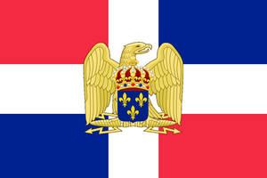Alternate Flag of France by DinoSpain