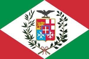 Alternate Flag of Italy by DinoSpain