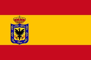 Flag of New Granada by DinoSpain