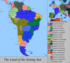 Alternate History Maps on MapsAndFlags - DeviantArt