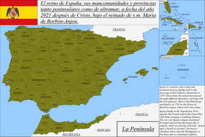 Winds of Iron - Spain in 2021