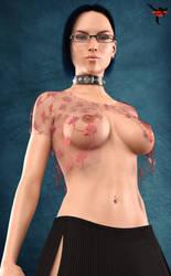 Slave Slut Sara 01 by Kungfueric