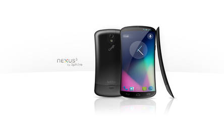 Google Nexus 5 (Concept) by Sph1re