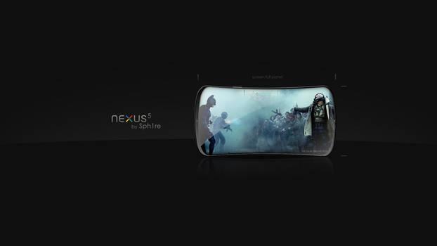 Google Nexus 5 (concept) cinema