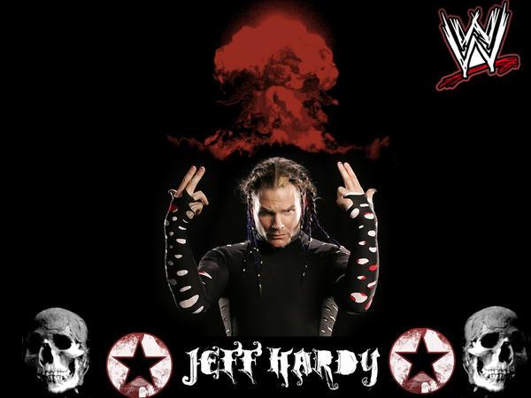 Jeff Hardy WWE Wallpaper By Cezet On DeviantArt