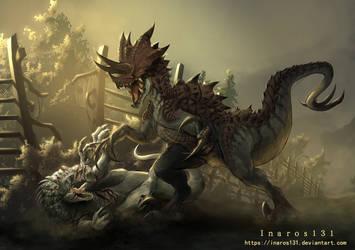 Ultimasaurus by Inaros131