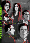 Person Of Interest (a poster art)