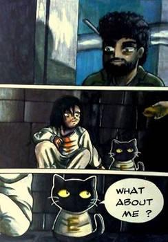 The walking dead comic strip