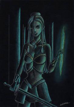 Maze of darkness : Amiris