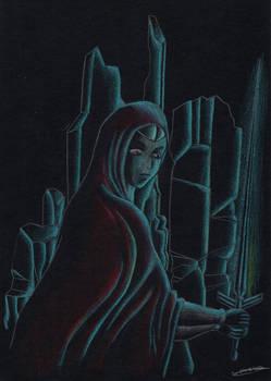 Maze of darkness : Fynrhod
