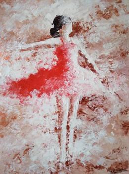 Red dancer (danseuse rouge)
