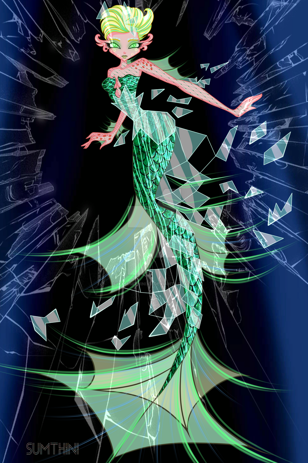 Efferis - Glassix. by xXSumthiniXx on DeviantArt