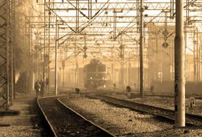 The Train by Croata
