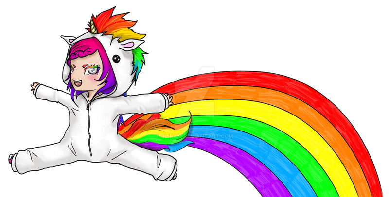 How Rainbows Are Actually Made by uliram