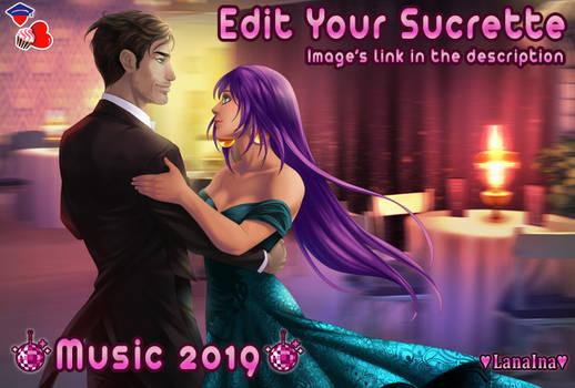 CDMU Music 2019 Rayan - Edit Your Sucrette