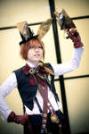 Steampunk AiW: March Hare