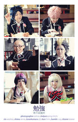 Ao no Exorcist: S  T  U  D  Y by XiaoBai