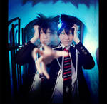 Ao no Exorcist: Demon in Me