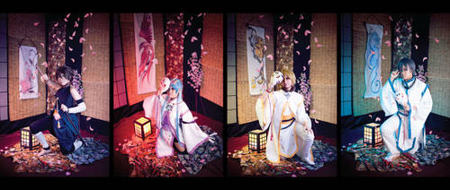 Momogumi Plus Senki: The Main by XiaoBai