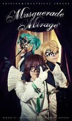 Uta no Prince-sama: Masquerade Mirage by XiaoBai