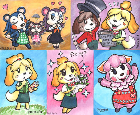 Animal Crossing ATCs