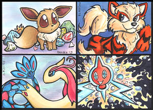 Pokemon ATCs