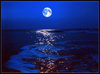 'Pleine lune' by alfa