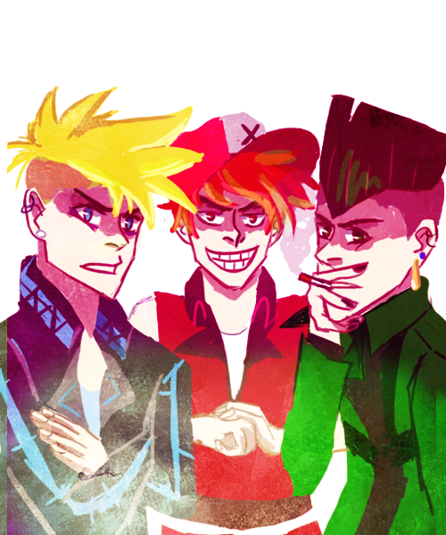 rowdy boys by finnick-odairs