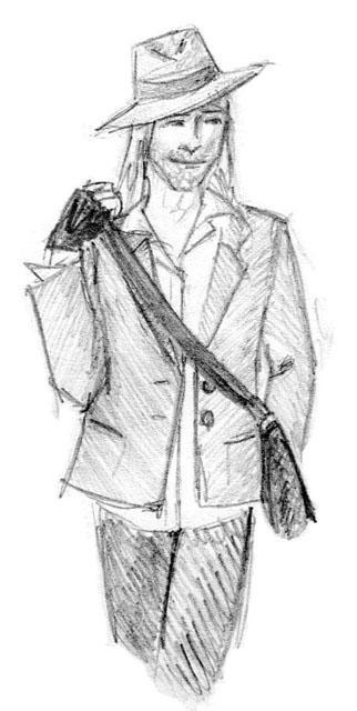 Just a TB sketch...
