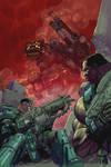 Gears of War color