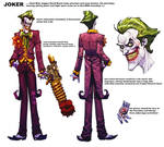 Joker design