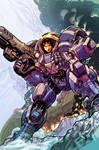 StarCraft cover BW