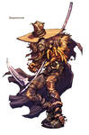 Arkham 'ScareCrow' bio-image
