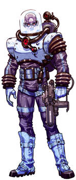 Arkham 'Mr. Freeze' bio-image