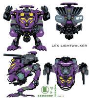 LexCORP 'light' Walker by Chuckdee