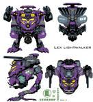 LexCORP 'light' Walker