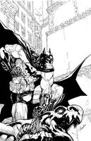 ArkhamCity.digitalcomic.cvr by Chuckdee