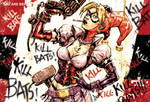 Harley Quinn 'billboard' image