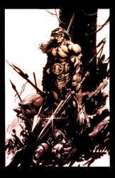 Conan by Chuckdee